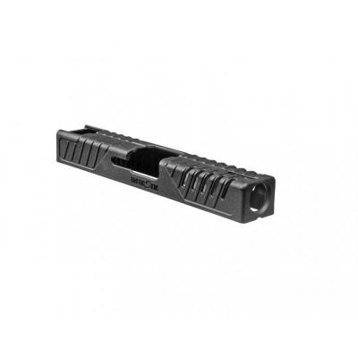 Taktický kryt závěru pro Glock 17 - černý