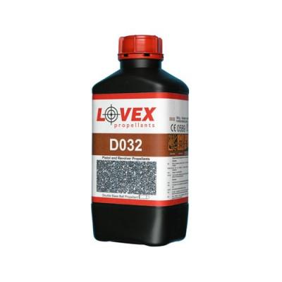 Střelný prach LOVEX D032