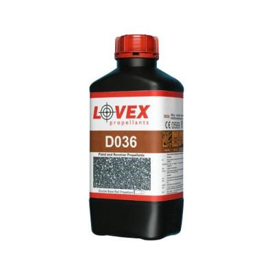 Střelný prach LOVEX D036