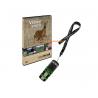 Lovecká vábnička pro lov srnčí zvěře. Balení obsahuje instruktážní DVD a šňůrku na zavěšení. Zvuk říjné srny.