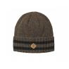 Praktická zimní pletená čepice
