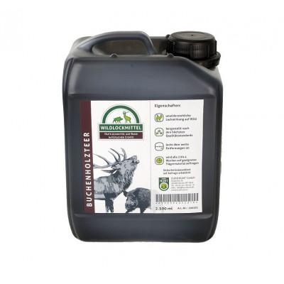 Bukový dehet - 2.500 ml