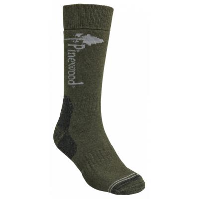 Termo ponožky Pinewood Melange
