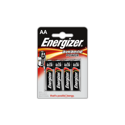 Baterie Energizer Power AA - 4 ks