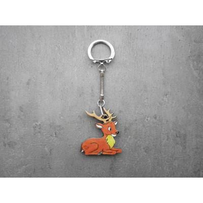 Dětská klíčenka - jelen