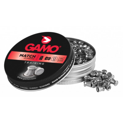 Diabolo Gamo Match 5,5 mm - 250 ks