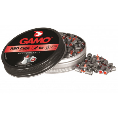 Diabolky Gamo Red Fire 4,5 mm - 125 ks