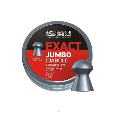 Diabolo Jsb Exact 5,5 mm - 250 ks