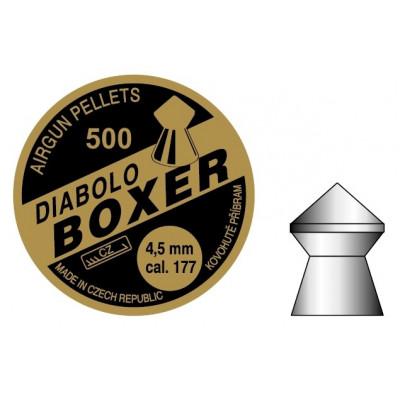 Diabolo Boxer 4,5 mm - 500 ks