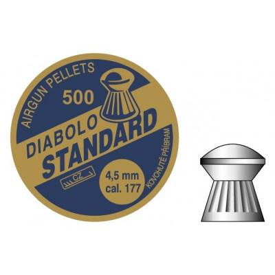 Diabolo Standart 4,5 mm - 500 ks