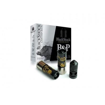 Náboj 12x70 Baschieri & Pellagri Black Shock 32 g - 10 ks