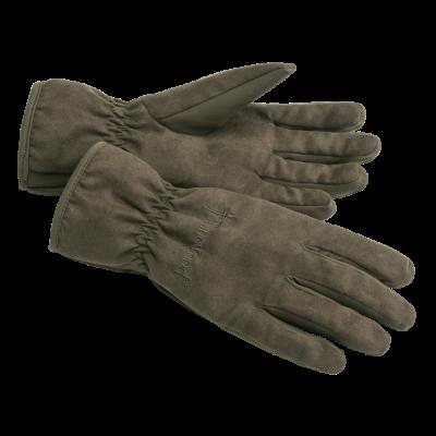 Dámské rukavice Pinewood Extreme Suede - Padded