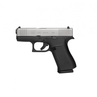 Pistole Glock 43X - 9 mm Luger