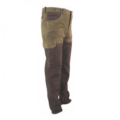 Kalhoty Carl Mayer Ramsau - kožené