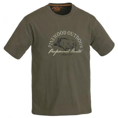 Tričko Pinewood Wild Boar