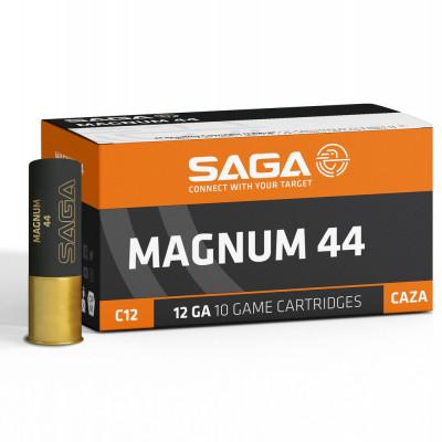 Náboj 12x70 SAGA MAGNUM 44 g - 10 ks
