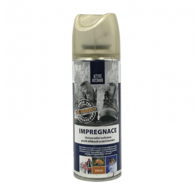 Impregnace Siga Active Outdoor 200 ml