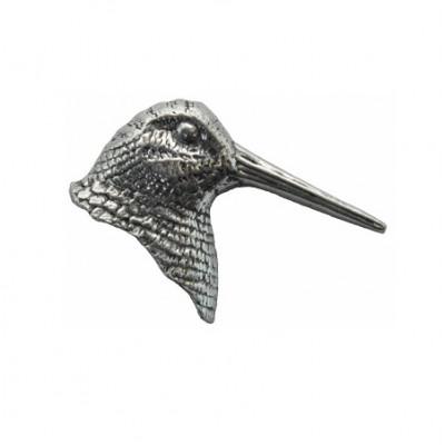 Odznak - hlava sluky