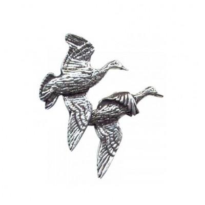 Odznak - letící kachny
