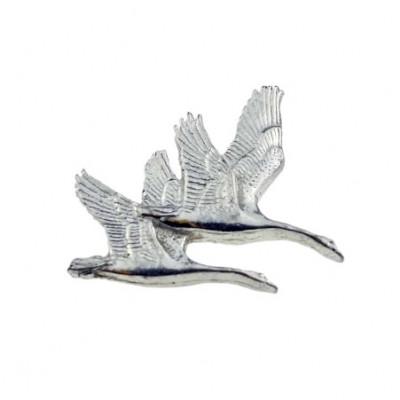 Odznak - letící labutě