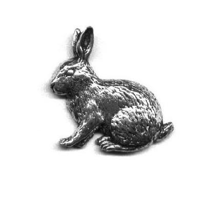 Odznak - divoký králík