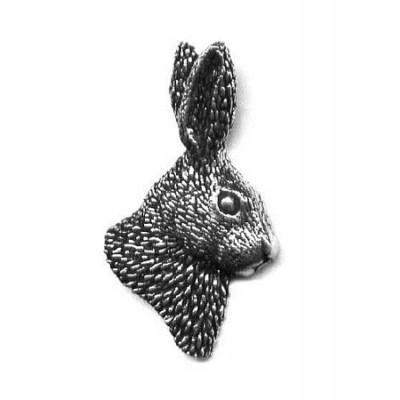 Odznak - hlava divokého králíka