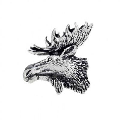 Odznak - hlava losa