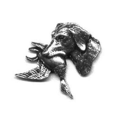 Odznak - labrador s kachnou