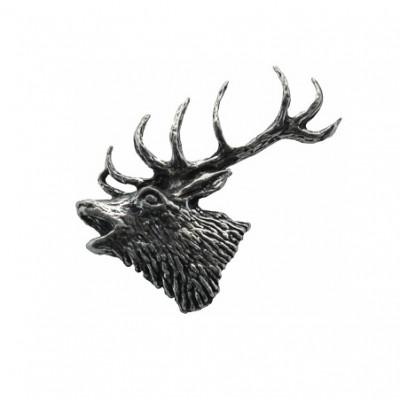 Odznak - hlava jelena