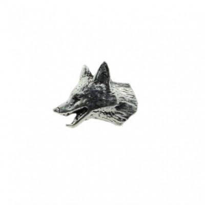 Odznak - hlava lišky