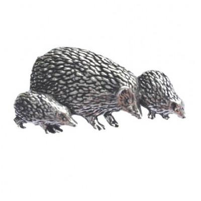 Odznak - ježci