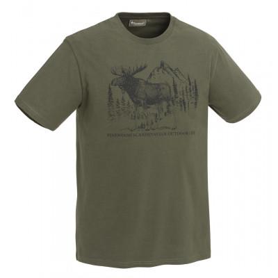 Tričko Pinewood Moose