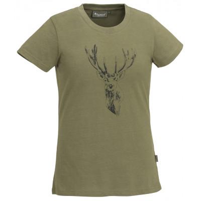 Dámské tričko Pinewood Red Deer