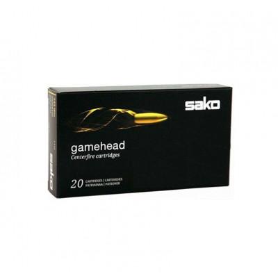 Náboj 223 Rem. Sako Gamehead 3,56 g - 20ks