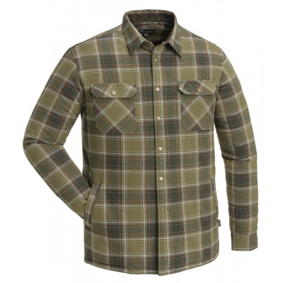 Košile Pinewood Finnveden Checked Padded