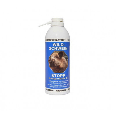 Odpuzovač divokých prasat Wildschwein-Stop modrý 400 ml
