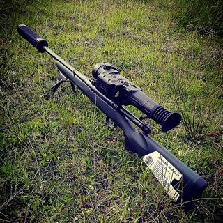 🌲-🐗 Další vyladěný kousek pro zákazníka... Kulovnice Mauser M18 Waldjagd 308 Win, tlumič Mauser by A-tec, Pulsar Trail 2  LRF XQ50. #leslovtrebic #myslivcuvobchod  . . #pulsarnightvision #pulsarvision #pulsartrail #mauser #mauserm18 #waldjagd #huntingrifle #308win #atec #tlumice #thermalhunting #atecsilencers